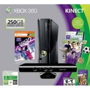 Xbox 360 250GB with Kinect Holiday Value Bundle 667
