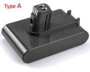 Vacuum Cleaner Battery for Dyson DC35